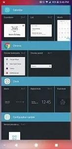 Pixel Launcher from Google Pixel 2
