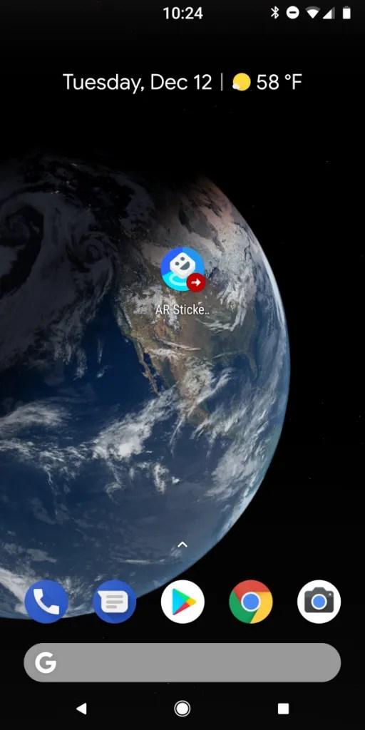 Enable AR Stickers on Nexus 5X or Nexus 6P on Android 8.1