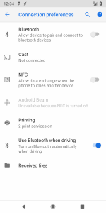 Android P Developer Preview 1 for the Google Pixel, Google Pixel XL, Google Pixel 2, and Google Pixel 2 XL
