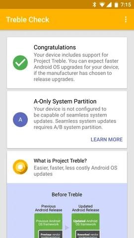 Xiaomi Mi 6 Unofficial Project Treble Support