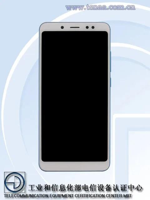 Xiaomi Redmi Note 5 Android 8.1 Oreo