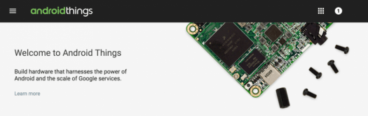 android things console