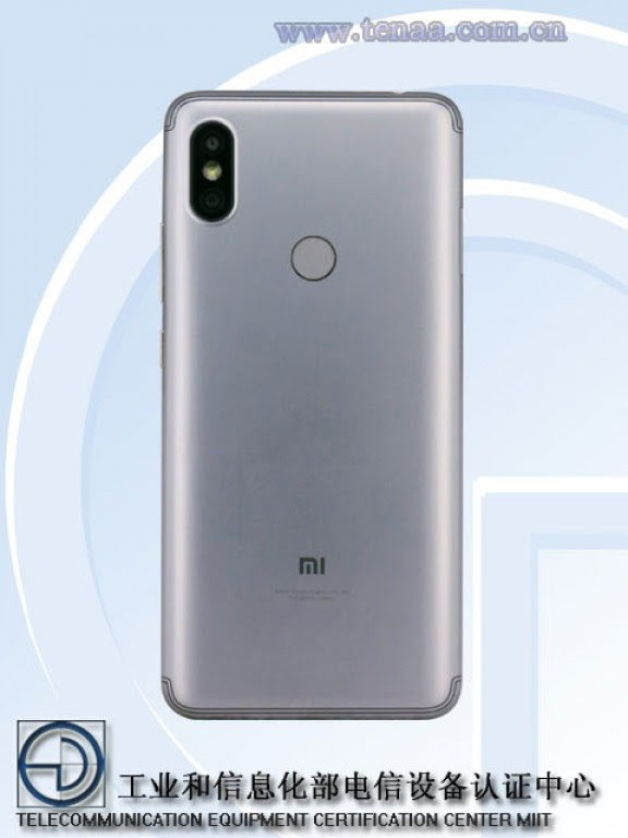Likely Xiaomi Redmi S2 shows up on TENAA with 6-inch display