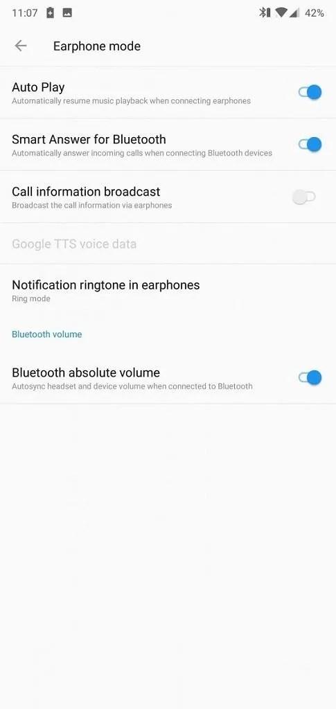 OnePlus 6 OxygenOS 5.1.6