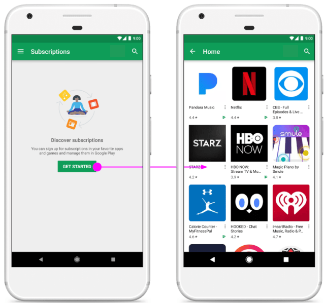 google play subscriptions 3