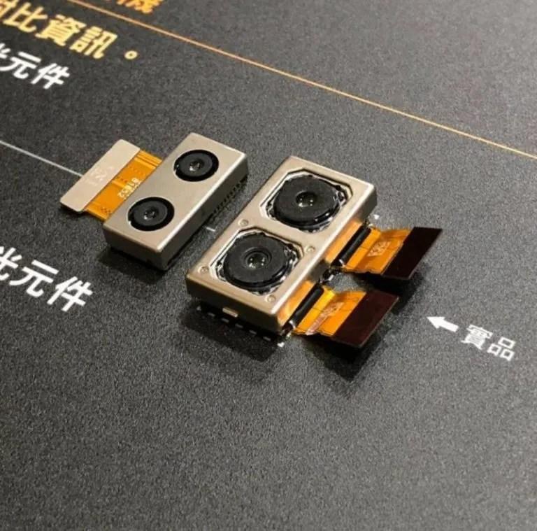 sony xperia xz3 cameras