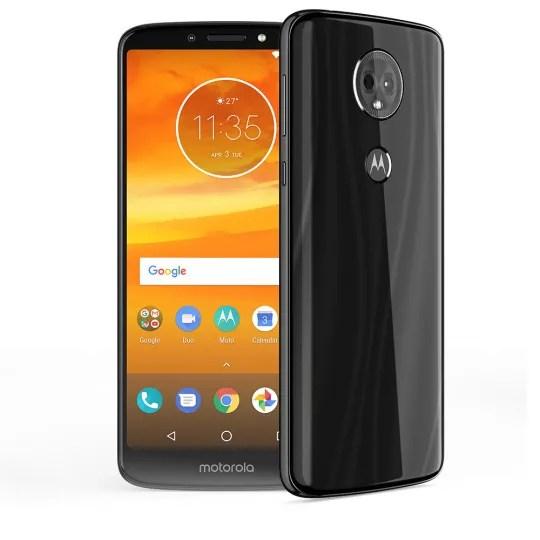 Motorola Moto E5 Plus Indian Variant