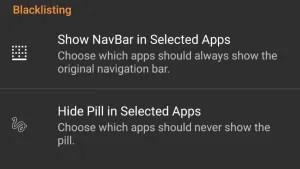 Navigation Gestures update brings OnePlus 6-style gestures