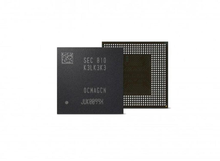 Samsung 8Gb LPDDR5 DRAM