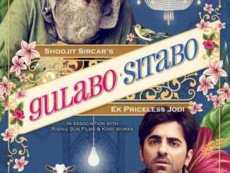 DOWNLOAD Movie: Gulabo Sitabo (2020) [Indian]