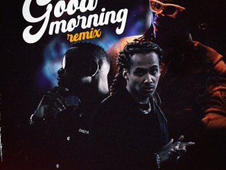 Stonebwoy – Good Morning (Remix) ft. Sarkodie & Kelvyn Colt Mp3 Download
