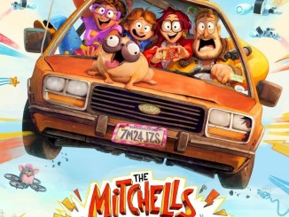 DOWNLOAD Movie: The Mitchells vs. the Machines (2021)