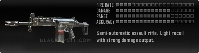FAL-OSW Stats And Description