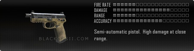 TAC-45 Stats And Description