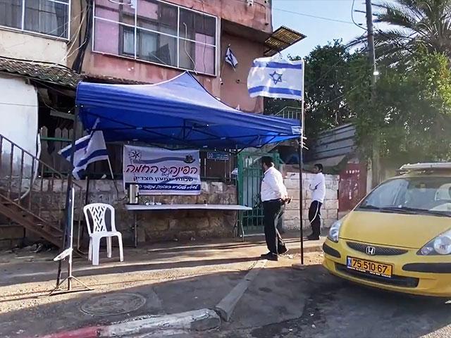 Sheikh Jarrah in Jerusalem, Photo Credit: CBN News
