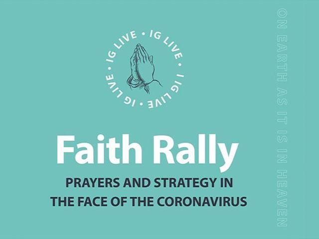 Faith Rally