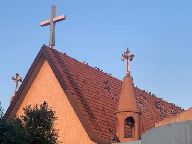 Tel Tamer Church4
