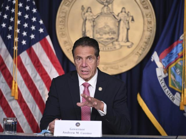 Image Source: (Kevin P. Coughlin/Office of Governor Andrew M. Cuomo via AP, File)