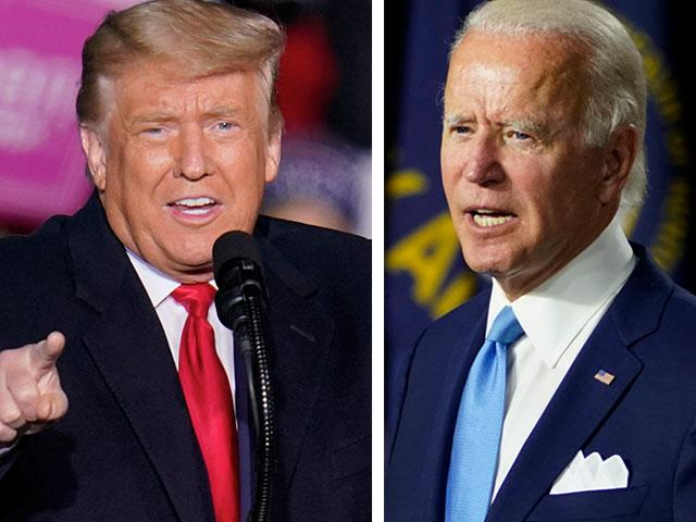The candidates face off in their final presidential debate in Nashville.