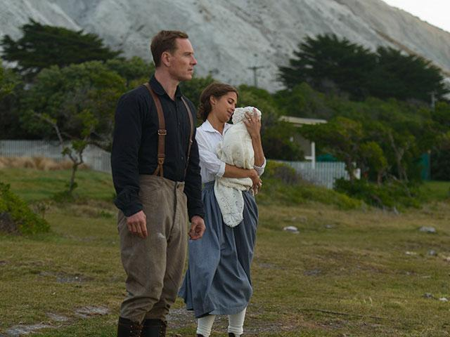 Books Light Between Oceans