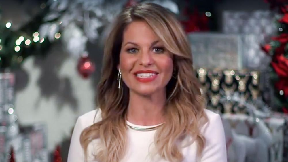 Candace Cameron Bure and Daughter Star in 'Switched for ...
