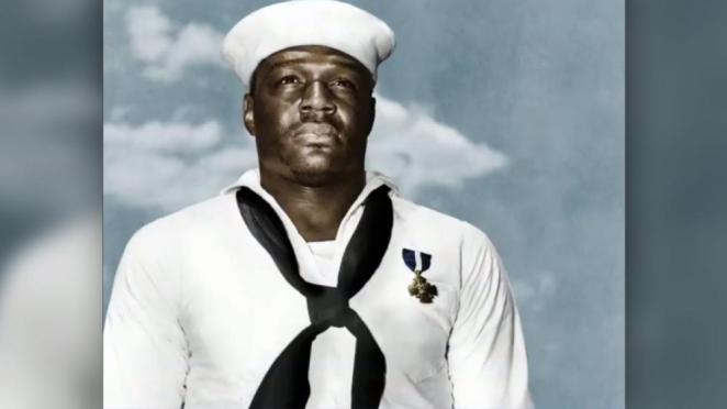 Navy Names Aircraft Carrier for African American WWII Pearl Harbor Hero Doris  Miller | CBN News