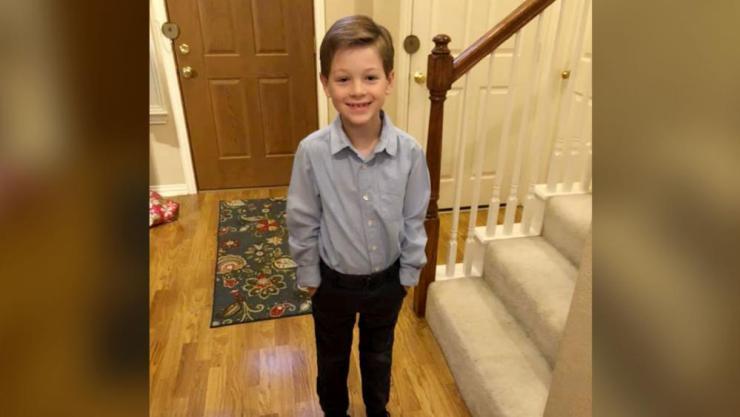 Caso James Younger: Juíza é removida do caso em que pai luta para impedir que ex-mulher transforme filho de 7 anos em menina 21