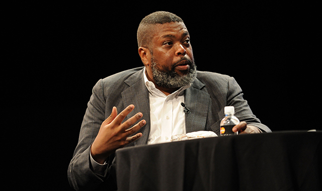 New Yorker Critic And Author Hilton Als To Speak At