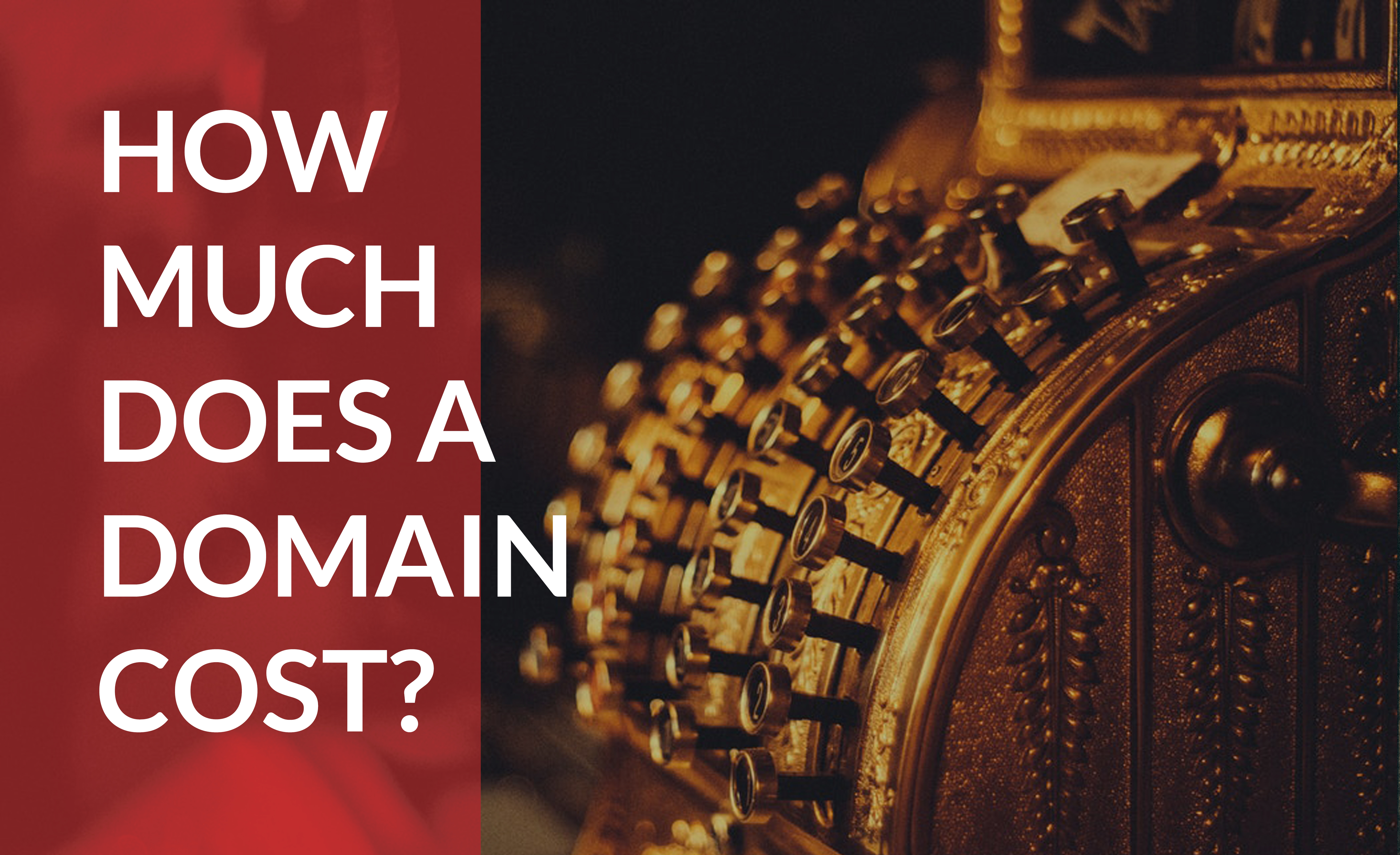 How Much Does a Domain Name Cost? | Domain com | Blog