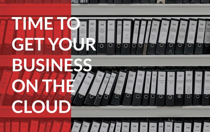 Bring your business up to date by moving your documents onto the cloud.