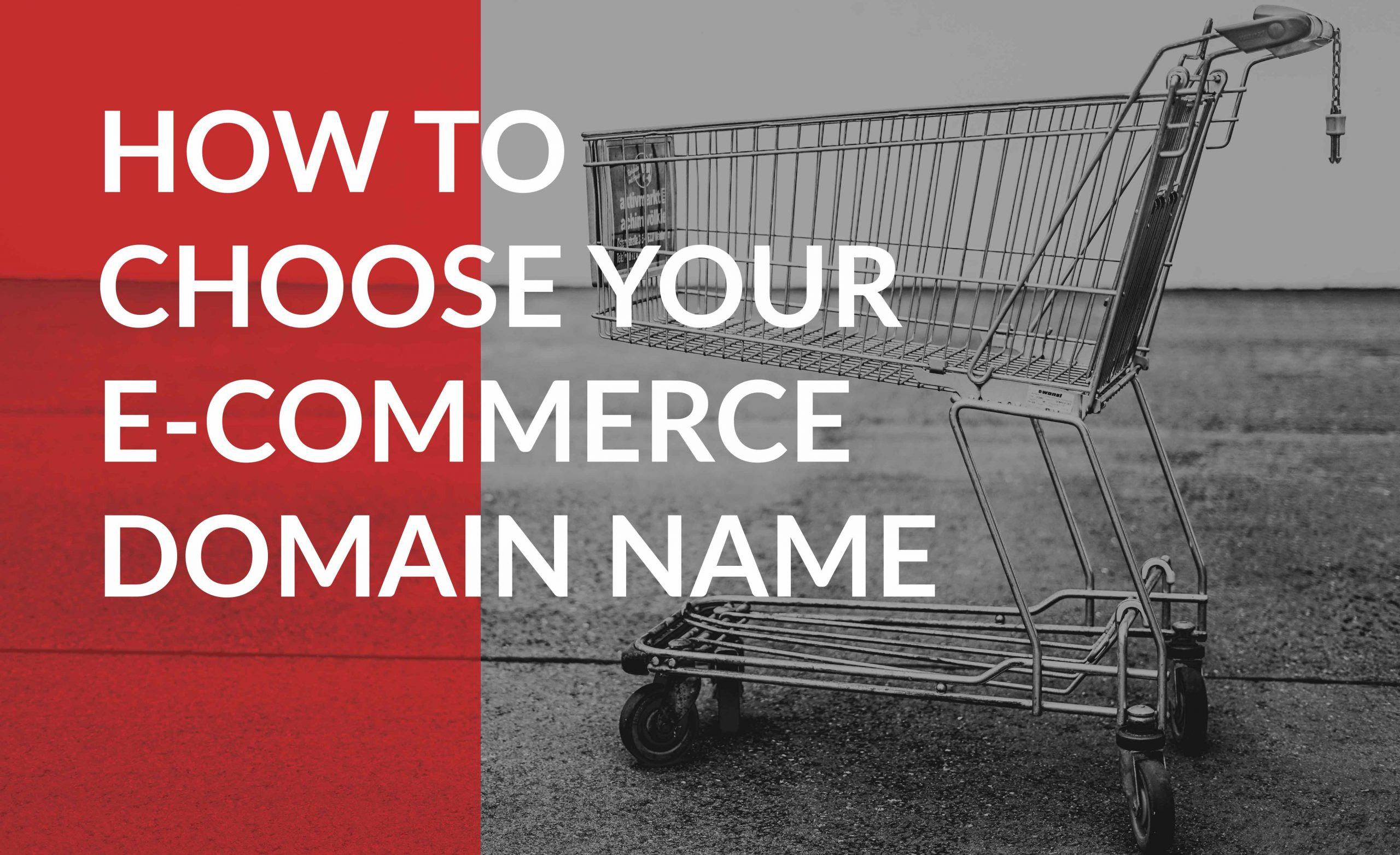 tips on choosing the perfect e-commerce domain name