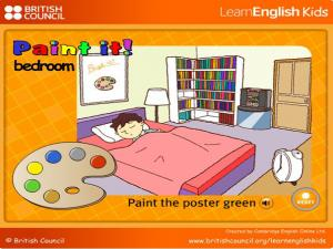 Vocabulary Home Ecole Ibn Roched Regueb