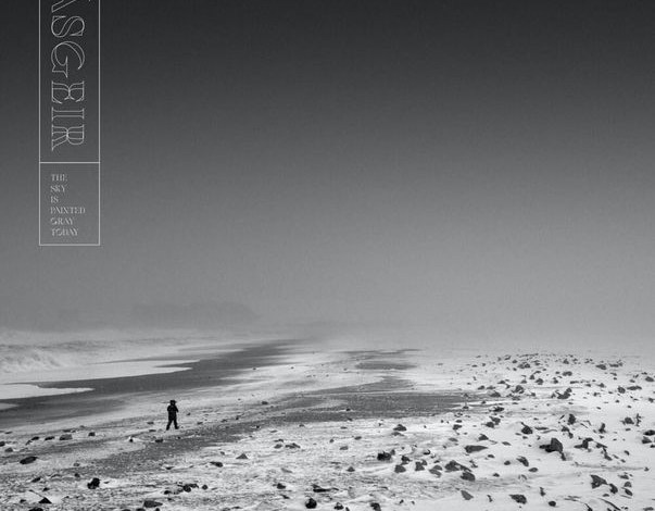 Photo of Ásgeir – The Sky Is Painted Gray Today EP