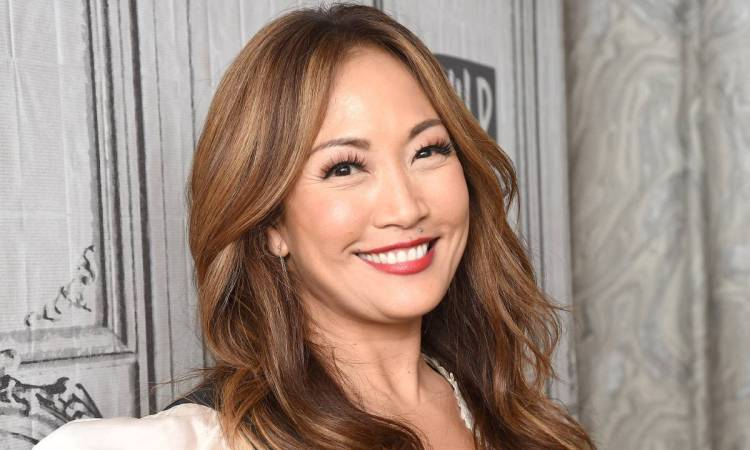 The Talk's Carrie Ann Inaba stuns fans with rare photos of ...