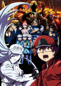 Hataraku Saibou Black (TV)