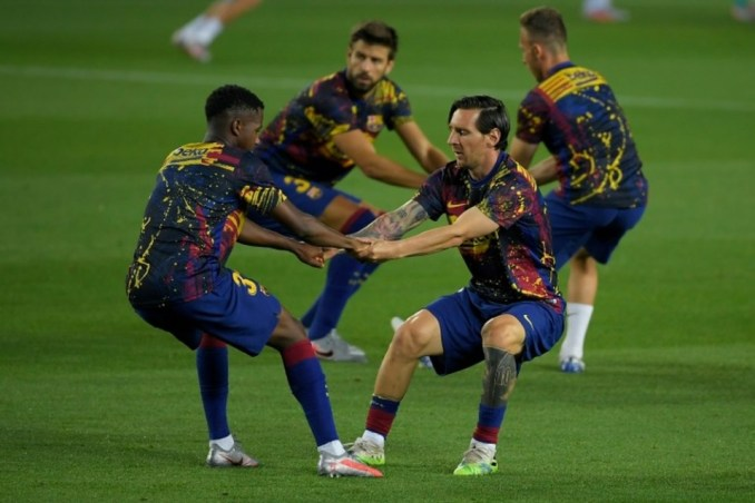 Barcelona Want Their Players To Take Another Pay Cut