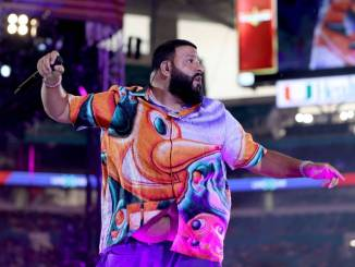 DJ Khaled Didn't Get Much Of A Response During His Performance At The Austin Mcbroom And Bryce Hall Fight