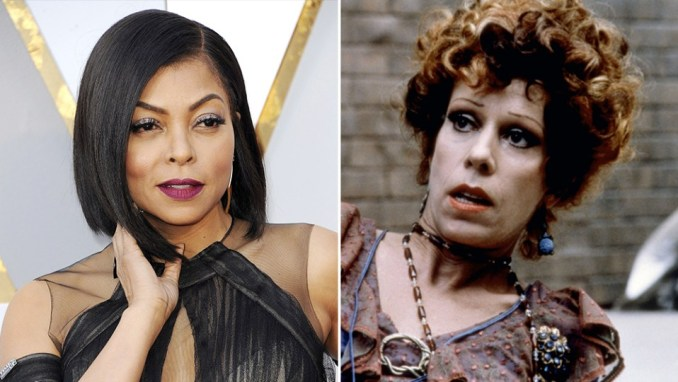 Taraji P. Henson Will Play The Villainous Miss Hannigan In NBC's Upcoming Musical Special Annie Live