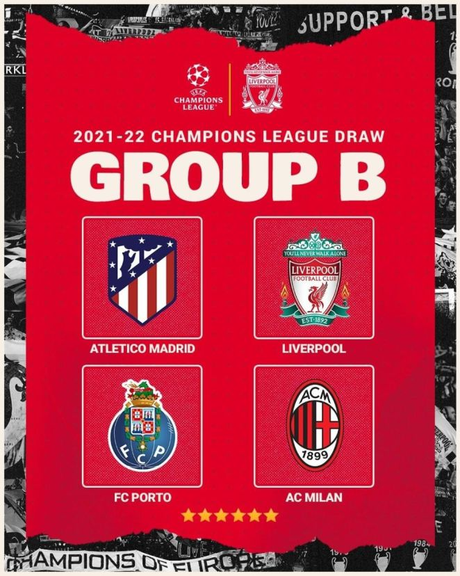Atlético Excited About Re-Encounter With Liverpool