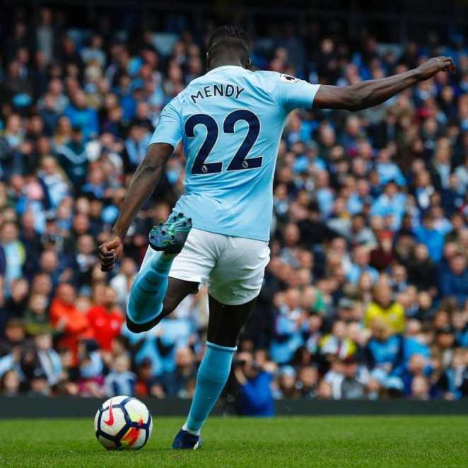 Manchester City Have Suspended Benjamin Mendy