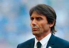 Conte reacts as PSG fail to beat Club Brugge