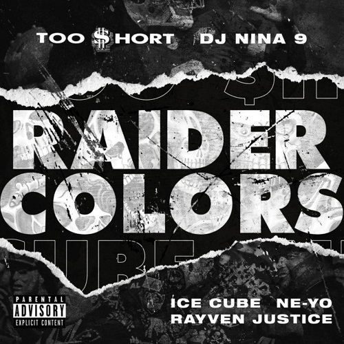 Ice Cube Too $Hort And Ne-Yo Recently Combined For The Allegiant Stadium Anthem Raider Colors