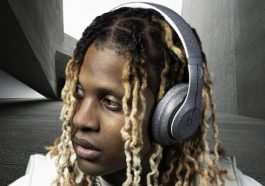 Beats By Dre Headphones Announced That Lil Durk Is Joining Them In A New Campaign With Luxury Fashion Company A-Cold Wall