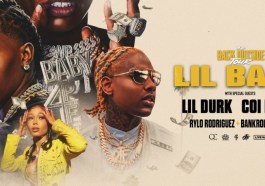 """Lil Durk And Lil Baby Recently Wrapped Up Their """"Back Outside"""" Tour With Opening Act Coi Leray"""