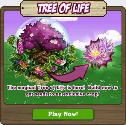 1 Buildable Tree Of Life!