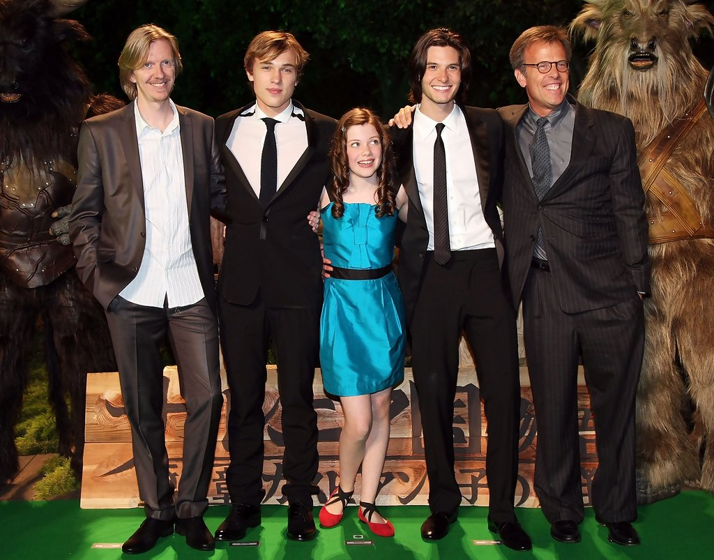 """""""The Chronicles Of Narnia: Prince Caspian"""" Japan Premiere"""
