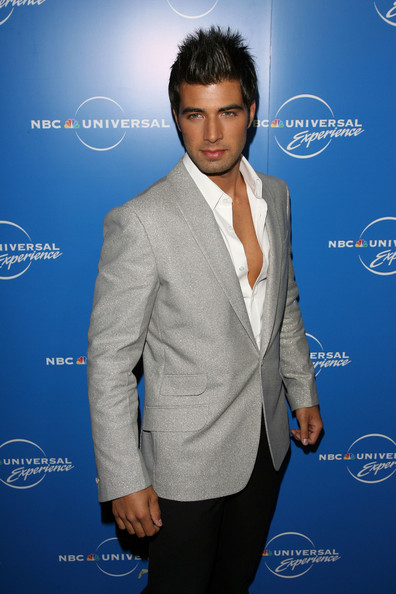 Jencarlos Canela Jencarlos Canela arrives for the NBC Universal Experience at Rockefeller Center as part of upfront week on May 12, 2008 in New York City.