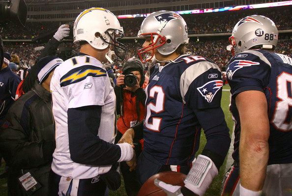 AFC Championship: San Diego Chargers v New England Patriots