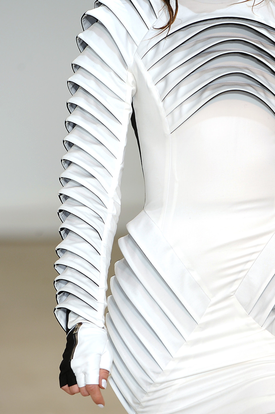 Gareth Pugh At Paris Fashion Week Spring 2009 Livingly