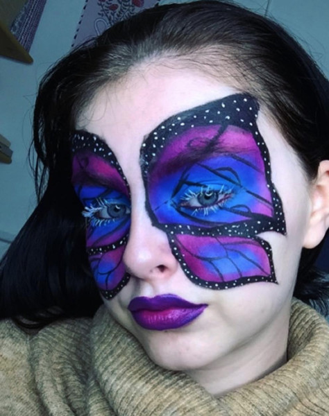Amazing Animals Makeup Looks You Can